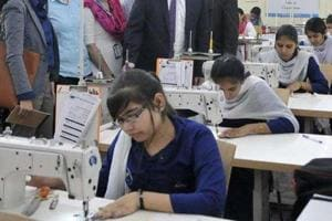 ITIs  in Maharashtra have an intake of 1,43,998 students.
