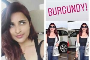 Parineeti Chopra recently debuted her new hair colour, to mixed response.