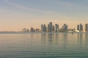 The plan, which would physically separate the Qatari peninsula from the Saudi mainland, is the latest stress point in a highly fractious 14-month long dispute between the two states.