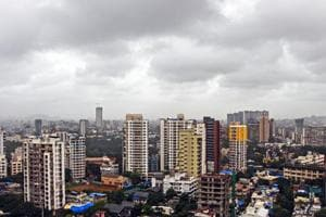 The civic body issued eviction notices to the buildings, which had been constructed on a BMC plot, in 2017.