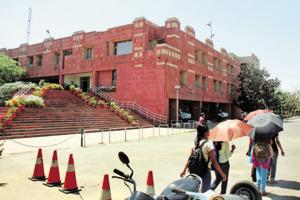 The JNU administration has said that it is working on a proposal to introduce a sports quota for admissions.