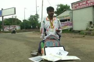 Manmohan Singh Lodhi from Kandrapur village of Narsinghpur district's Goteganv tehsil.