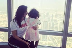 Sunny Leone and her husband Daniel Weber adopted Nisha in 2017.
