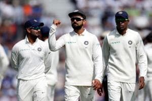 India don't have a history of big successful chases in England. Of the seven Tests they have won in England, three were achieved chasing a fourth innings target