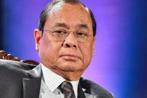 Chief Justice of India (CJI) Dipak Misra has recommended the name of Justice Ranjan Gogoi as his successor.