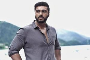 This is Arjun Kapoor's look in his upcoming film India's Most Wanted.