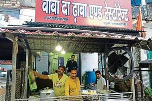 A mini restaurant in Allahabad is all set to serve a pure vegetarian Yogi Thali for Rs 10 on the first day of every month.