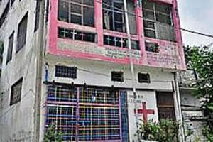 Packiam Mercy Cross Child Shelter Home in Phullanwal near Ludhiana.