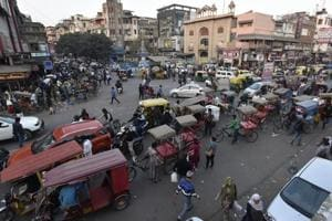 If the Chandni Chowk experiment works, it will become a template for creating car­-free zones in the city.