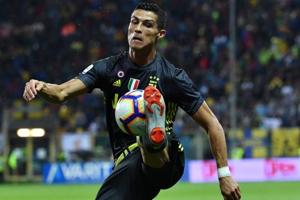 Cristiano Ronaldo moved to Juventus after spending nine years at Real Madrid.