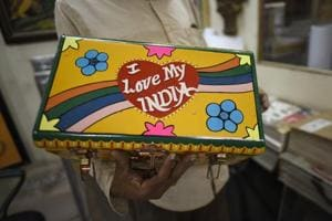 Photos: A designer touch to Delhi's local businesses and streets