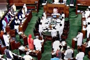 Among those who have not filed their details in the Lower House of the Parliament are nine members from Indian National Congress (INC) and seven from Telugu Desam Party (TDP).