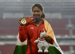 I could have logged more points: Asian Games gold medallist Swapna Barman