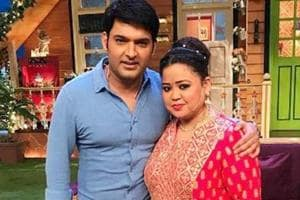 Bharti Singh has refuted rumours that she is working with Kapil Sharma in his comeback show.