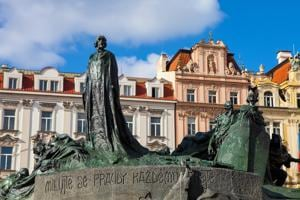 The Old Town Square, Prague, Czech Republic. President Kovind is on a visit to Bulgaria and the Czech Republic. The central and eastern Europe (CEE), long seen as an area of competing Russian and western interests, has not always featured prominently in India's foreign policy agenda.