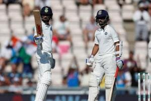 Cricket - England v India - Fourth Test - Ageas Bowl, West End, Britain - September 2, 2018 India