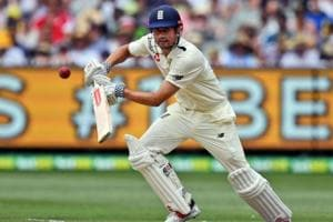 Alastair Cook will play his last Test against India at the Oval.