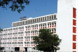 The Rajendra Institute of Medical Sciences in Ranchi.