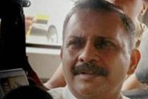 Lt Col Shrikant Prasad Purohit, who is on bail as an accused in the 2008 Malegaon blast case.