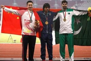 Didn't realise was flanked by Chinese and Pakistani athletes on podium: Neeraj Chopra