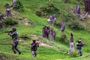 The army's surgical strikes in the early hours of September 29, 2016 was a response to an attack on an army base in Kashmir's Uri on September 18 in which 19 soldiers were killed. India blames the attack on militants who crossed over from Pakistani territory.