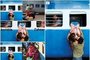 Social media had a field day over Jalebi poster. Check them out here.