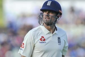 Alastair Cook announced his retirement after England defeated India in Southampton.
