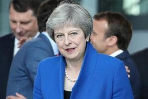 There have been growingdemands from members of Theresa May