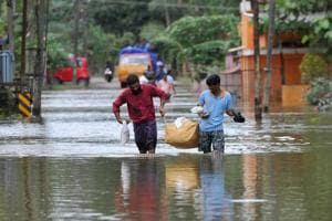 The first lesson of the Kerala floods, therefore, is this; earthquakes and floods do not recognise distinctions invented by crafty humans to divide, and to rule