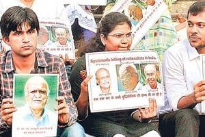 Sanatan Sanstha's name has featured in the killings of rationalist Dr Narendra Dabholkar, Kannada scholars MM Kalburgi and Govind Pansare, and in the murder of journalist Gauri Lankesh.