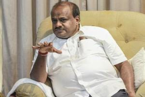 Kumaraswamy, who heads the JD(S)-Congress coalition in Karnataka, stuck to his charge that Yeddyurappa and his sons were trying to rock his government through central agencies.
