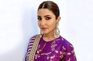 Anushka Sharma's Sabyasachi suit is quite a fitting choice for the next wedding you attend as a guest. (Instagram)