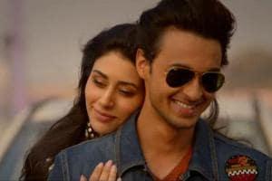Loveratri stars Aayush Sharma and Warina Hussain in the lead roles.