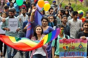 The Supreme Court on Thursday ruled that gay sex was no longer a crime in India.
