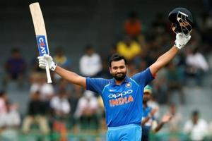 Rohit Sharma will lead India in the absence of Virat Kohli who has been rested.