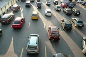 Vehicular emission is one of the major causes of air pollution in Delhi.