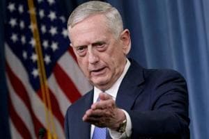 US Defense Secretary James Mattis said the 2+2 dialogue was between two coequal nations, sovereign nations.