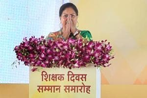 Differences between Vasundhara Raje and Amit Shah had delayed appointment of a new BJP state unit president by nearly three months.