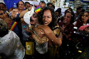The UN said it hoped the Supreme Court judgment will boost efforts to eliminate stigma and discrimination against LGBTI persons in all areas of social, economic, cultural and political activity.