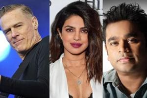 Bryan Adams has worked with Priyanka Chopra previously, and AR Rahman has been Adams' favourite musician from India. (Instagram)