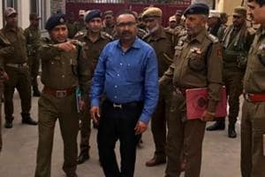 Dilbag Singh inspects District Jail, Poonch, in Jammu and Kashmir.