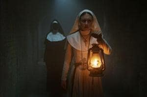 A demon 'terrorises' a cloistered convent and a village, following the mysterious death of a nun.