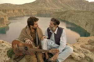 A still from the Australian film, Jirga, which will have its premiere at the Toronto International Film Festival.