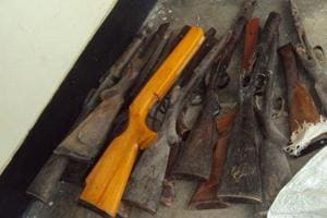 Scrap from ordnance factories in Madhya Pradesh and West Bengal was recrafted into sophisticated weapons such as AK-47 assault rifles,  INSAS rifles and Webley & Scott revolvers, in Bihar's Munger district, according to evidence unearthed in two major security operations in the past six months