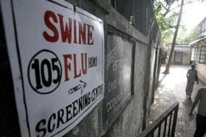 Eight persons tested positive for H1N1 on Thursday as around 18 swab samples was sent to the National Institute of Virology and other private laboratories for tests.