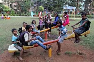Residents have been protesting against the move for the past three days, claiming that Vaishali already has two vending zones and another one at the playground will only make the area unsafe and inaccessible, especially for women and children.