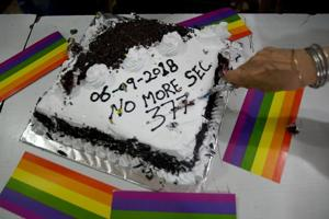 LGBTQ or not, Mumbaiites joined The Humsafar Trust on Thursday to celebrate and make Section 377 history.