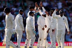 India vs England: Persistent bowling gives India advantage on day 1 of the 5th Test