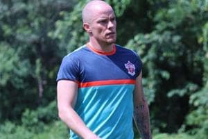 This time, the striker will be donning the FC Pune City jersey after parting ways with Kerala Blasters