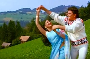 The 1989 blockbuster Chandni had also put Switzerland on centre stage as almost half the song and dance sequences in the film had a Swiss backdrop.